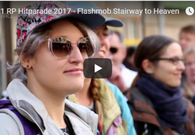 Led Zeppelin On Flashmob Mode
